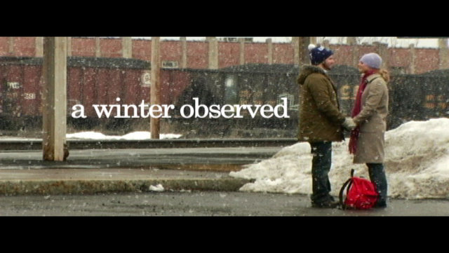 A Winter Observed