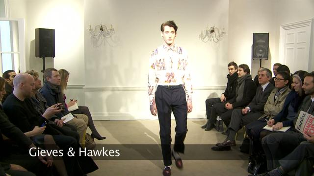 Video | Gieves & Hawkes Autumn/Winter 2010 Runway Show