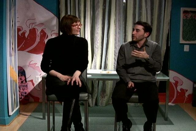 Salon Contra: Gesche Würfel and Al Miner