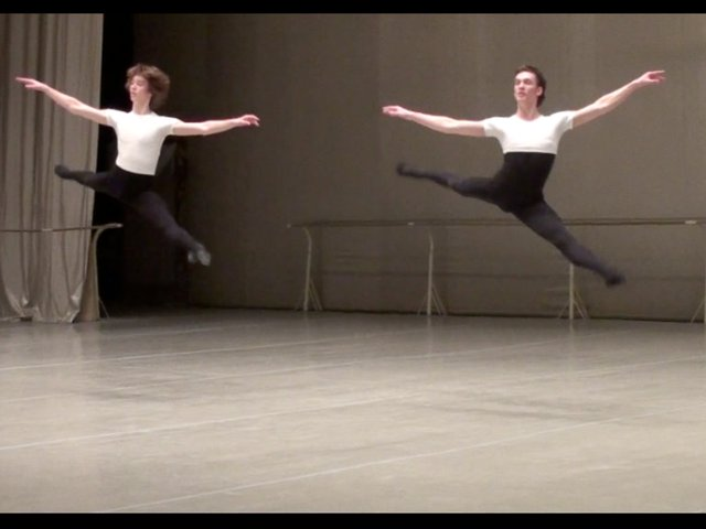 One of my days as a Bolshoi Ballet Academy teacher