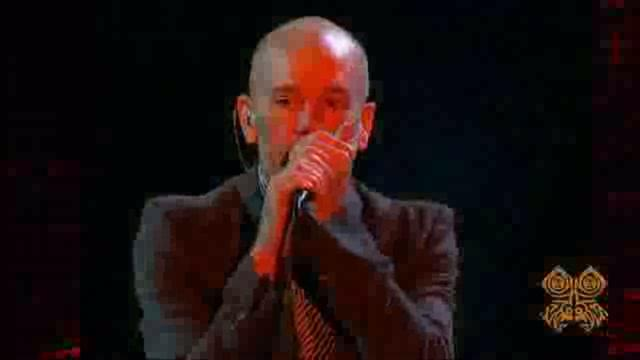 Voodoo Experience 2008 - REM (These Days)