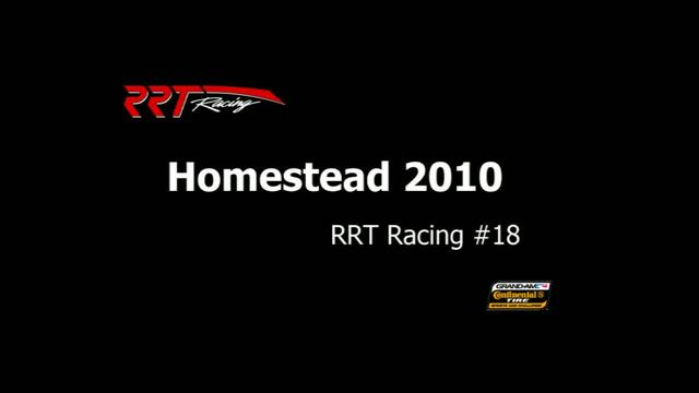 Homestead 2010 Highlights - CTSCC