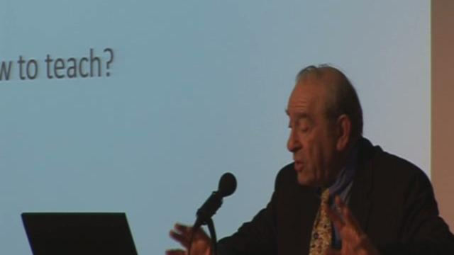 George Hein - Formidlingsseminar 2010
