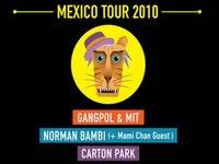 MEXICO TOUR 2010