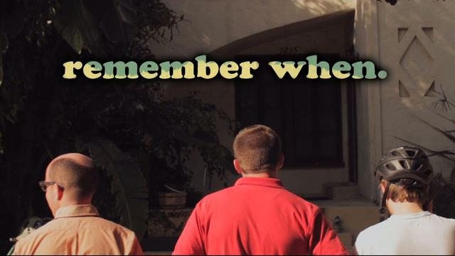 Remember When Trailer
