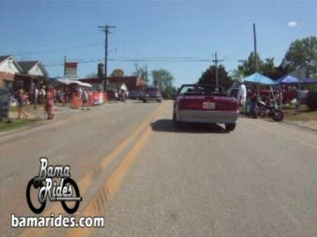 Faunsdale Biker Rally - Alabama Spring 2008