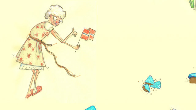 Mormor - Grandma