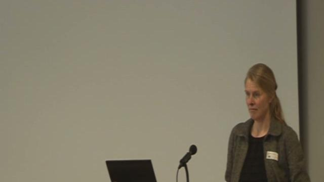 Berit Anne Larsen - Formidlingsseminar 2010