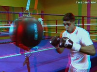Amir Khan Training Vid - HD Anaglyph