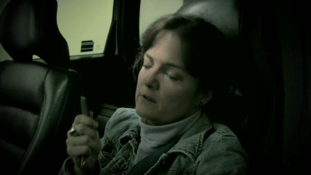"Alana as Dr Reneau in ""Decedent"""