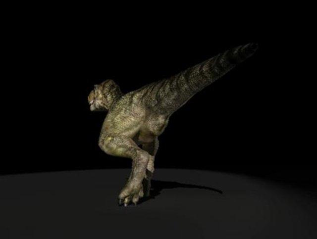 T-Rex Animation 3D