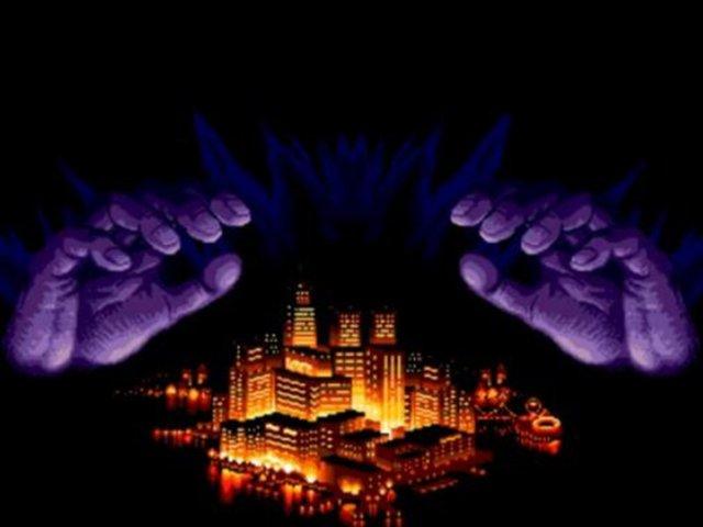 Streets of Rage 2 Intro - Sega Mega Drive/Genesis