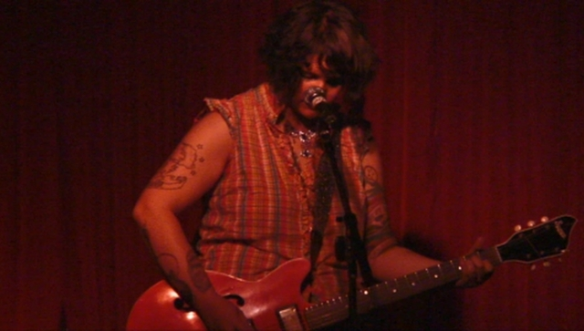 The Kris Special - Solidarity Rock @ The Hotel Cafe, Los Angeles, CA