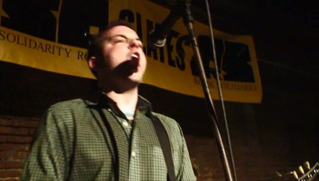 SLATES - Setting Sun - Solidarity Rock Live @ Mejunje - Santa Clara, Cuba 01/16/10