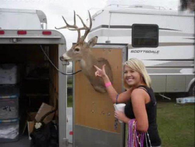 Redneck Royalty Playmates – Sexy Redneck Girls!