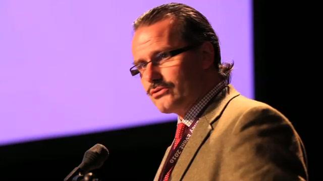 Lucien Engelen @ Health Valley 2010 | REshape