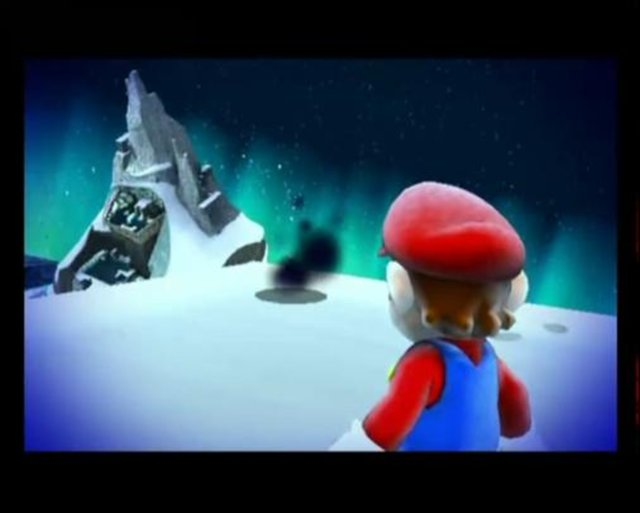 red mario galaxy stars - photo #32