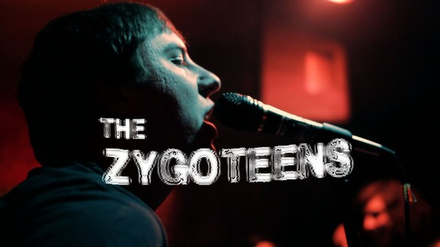 "The Zygoteens - ""The River"" - Live at Frank's Power Plant"