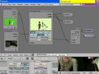 Blender3D Tutorial - SFX: GreenScreen using Key Nodes