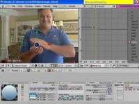 Blender3D Tutorial - SFX:Manual Keyframing and Match Moving