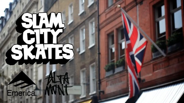 Video – Slam City Skates x Emerica x Altamont: Gareth Skewis