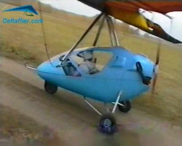 """Powered Hang Glider """"Veter-3"""""""