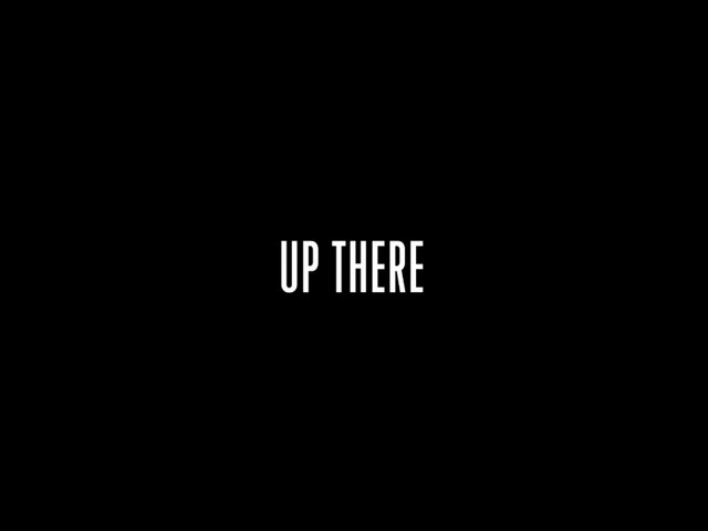 Video | Up There