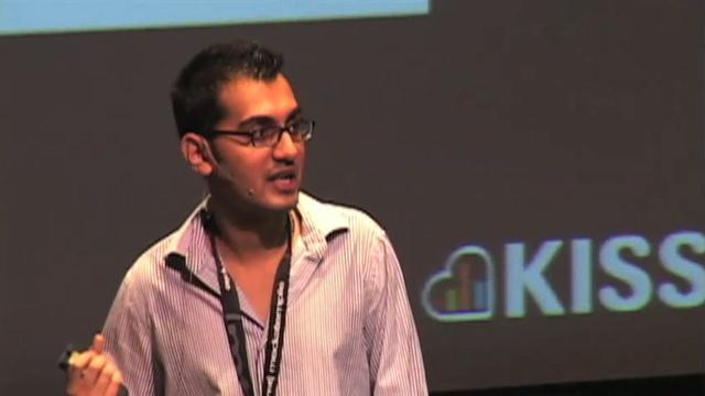 Successful Web App Metrics by Neil Patel of KISSmetrics