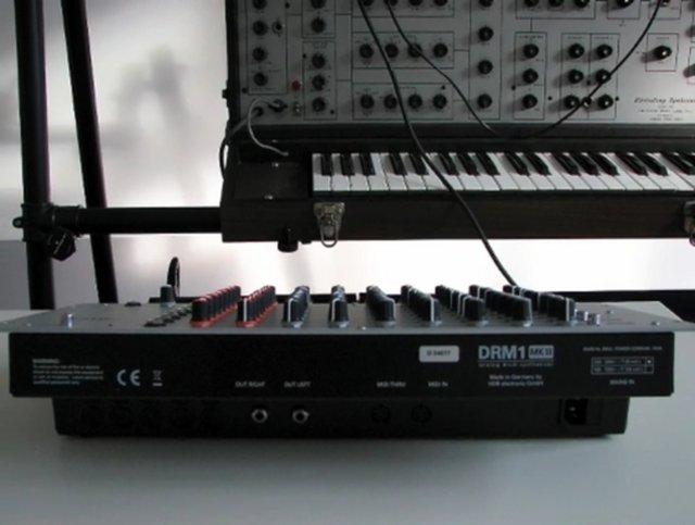 Vermona DRM1 MKIII - Drum Machine