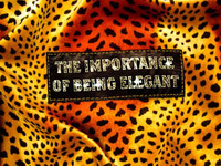 The Importance of Being Elegant (2004)
