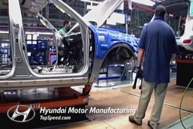 hyundai motor manufacturing plant on vimeo. Black Bedroom Furniture Sets. Home Design Ideas