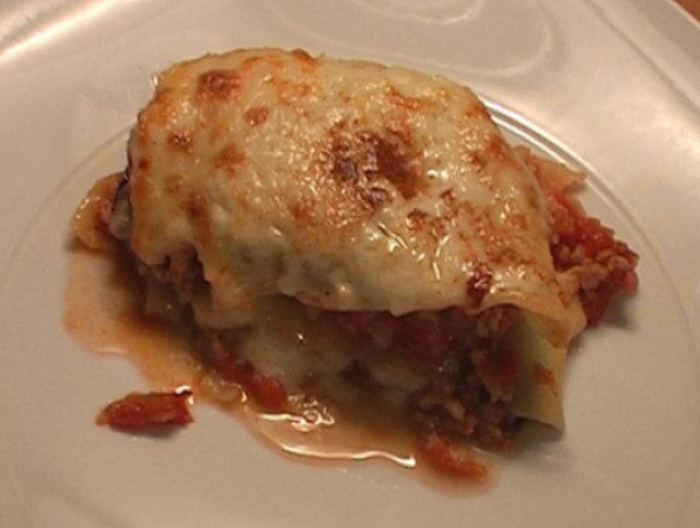 Receta: Lasagnas Italianas
