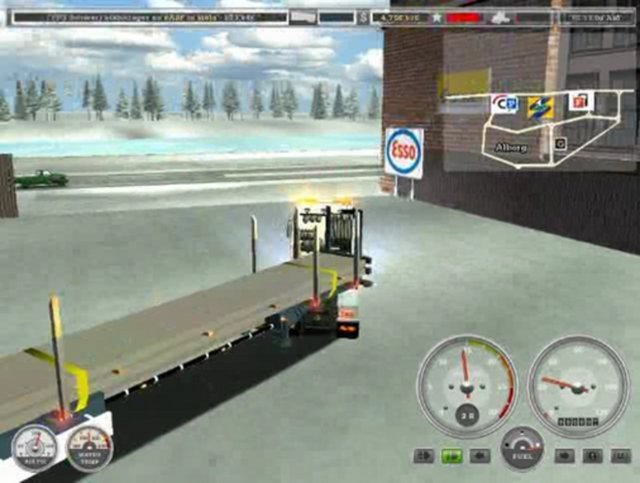 18 Wheels of Steel Haulin: TFG EU Mod on Vimeo