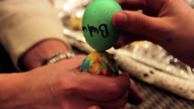 2010 Lithuanian Easter Egg Fight on Vimeo Fight