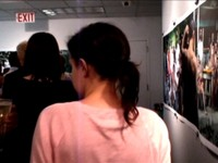 François Rousseau Gallery Opening Ogilvy New York