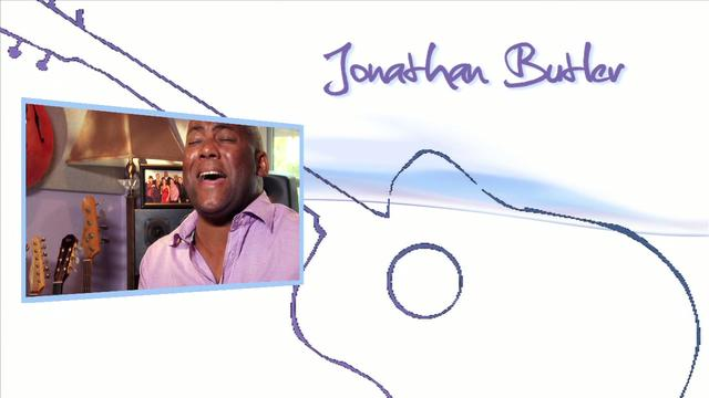 Jonathan Butler - &quot;So Strong&quot; Spiritual EPK
