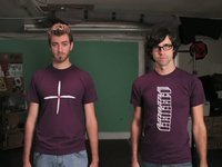 RHETT &amp; LINK'S T-Shirt War