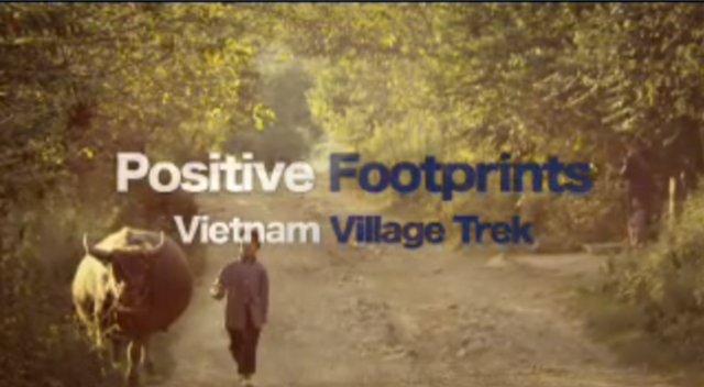Positive Footprints - Vietnam Village Trek
