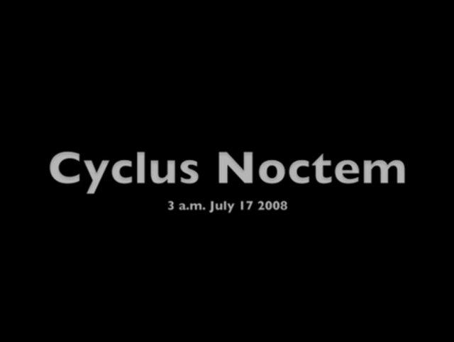 Cyclus Noctem
