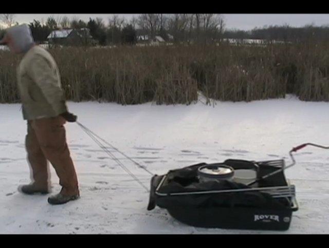 A Michigan Ice Fishing Primer Cold Ice Fish Fun On Vimeo