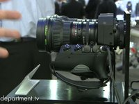 Fujinon - New Synchronized Drive System for 3D - NAB 2010 - Playback
