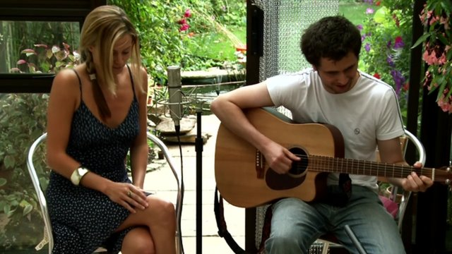 Love Me or Leave Me - Performed by Rebecca Poole and Dave Saunders