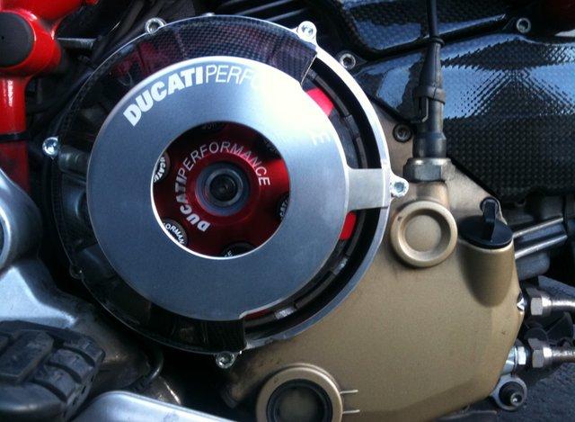 Ducati  Clutch Fluid
