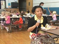 Schools, parents promote healthy eating
