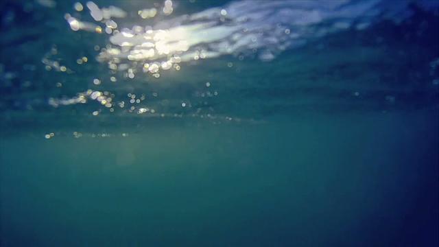 The Ocean is my Friend