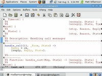 Erlang/OTP gen_server demo