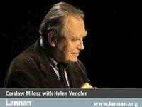 Czeslaw Milosz, Reading, March 26 1998