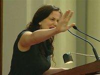 Gianna Jessen, abortion survivor   Gianna Jessen, supravieţuitoare a avortului