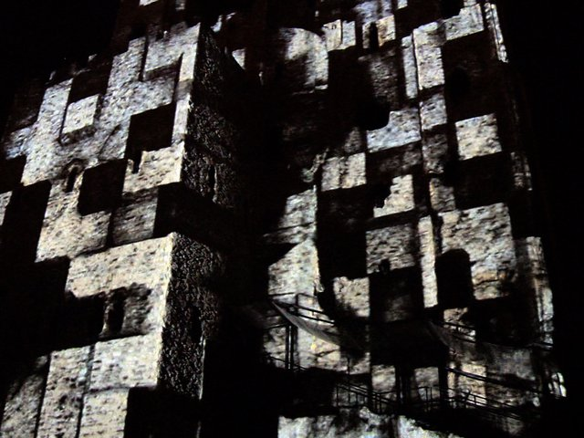 Video | Architectural Projection Mapping on Rochester Castle