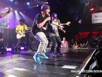 Justin Bieber @WMSoundcheck